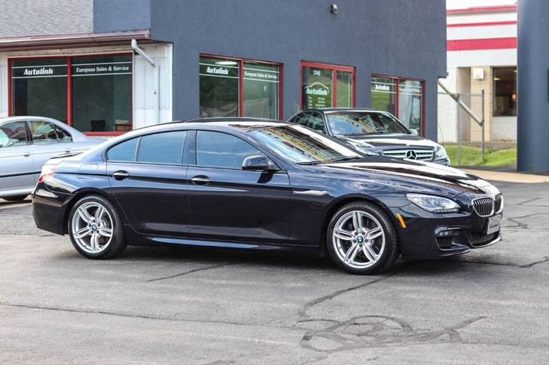 2015 BMW 6 Series AWD 640i xDrive Gran Coupe 4dr Sedan - Dubuque IA