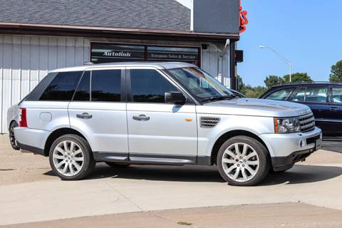 2007 Land Rover Range Rover Sport for sale in Dubuque, IA