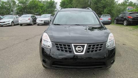 2008 Nissan Rogue for sale at Salama Cars / Blue Tech Motors in South Saint Paul MN
