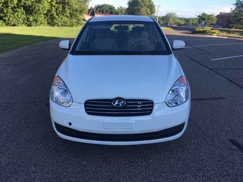 2010 Hyundai Accent for sale at Salama Cars / Blue Tech Motors in South Saint Paul MN