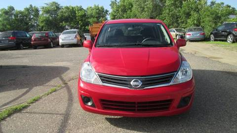2010 Nissan Versa for sale at Salama Cars / Blue Tech Motors in South Saint Paul MN