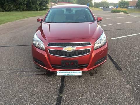 2013 Chevrolet Malibu for sale at Salama Cars / Blue Tech Motors in South Saint Paul MN