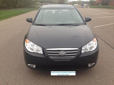 2009 Hyundai Elantra for sale at Salama Cars / Blue Tech Motors in South Saint Paul MN