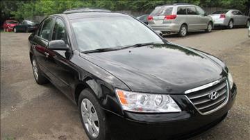 2010 Hyundai Sonata for sale at Salama Cars / Blue Tech Motors in South Saint Paul MN