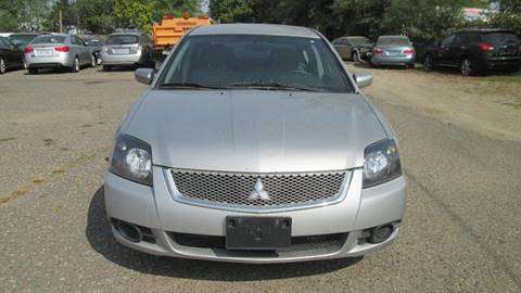 2011 Mitsubishi Galant for sale at Salama Cars / Blue Tech Motors in South Saint Paul MN