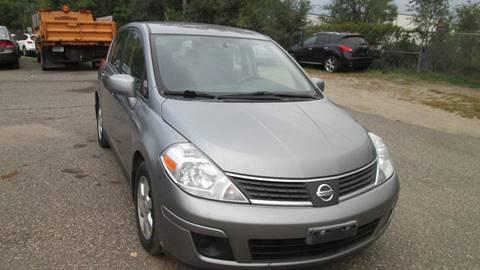 2007 Nissan Versa for sale at Salama Cars / Blue Tech Motors in South Saint Paul MN