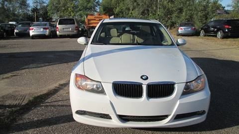 2006 BMW 3 Series for sale at Salama Cars / Blue Tech Motors in South Saint Paul MN