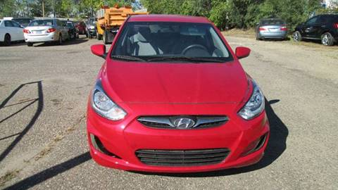 2013 Hyundai Accent for sale at Salama Cars / Blue Tech Motors in South Saint Paul MN