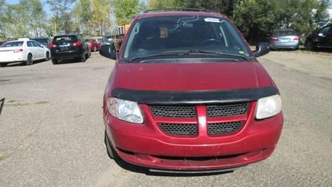 2007 Dodge Grand Caravan for sale at Salama Cars / Blue Tech Motors in South Saint Paul MN