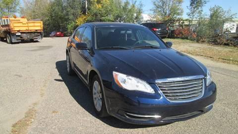 2014 Chrysler 200 for sale at Salama Cars / Blue Tech Motors in South Saint Paul MN