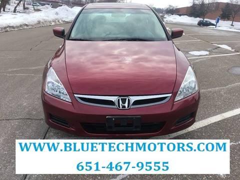 2006 Honda Accord for sale at Salama Cars / Blue Tech Motors in South Saint Paul MN
