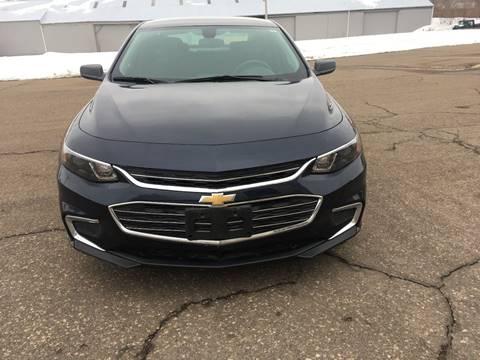 2016 Chevrolet Malibu for sale at Salama Cars / Blue Tech Motors in South Saint Paul MN