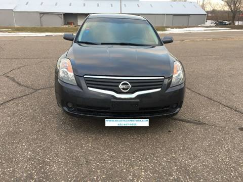 2008 Nissan Altima for sale at Salama Cars / Blue Tech Motors in South Saint Paul MN