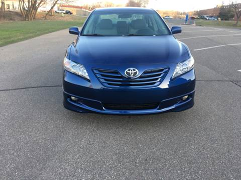 2008 Toyota Camry for sale at Salama Cars / Blue Tech Motors in South Saint Paul MN