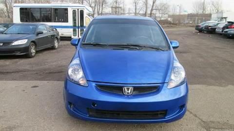 2008 Honda Fit for sale at Salama Cars / Blue Tech Motors in South Saint Paul MN