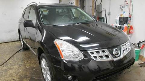 2011 Nissan Rogue for sale at Salama Cars / Blue Tech Motors in South Saint Paul MN