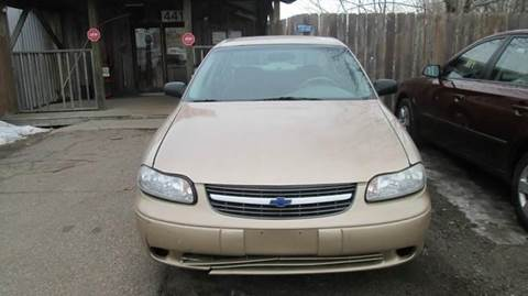 2003 Chevrolet Malibu for sale at Salama Cars / Blue Tech Motors in South Saint Paul MN
