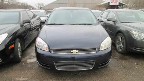 2007 Chevrolet Impala for sale at Salama Cars / Blue Tech Motors in South Saint Paul MN