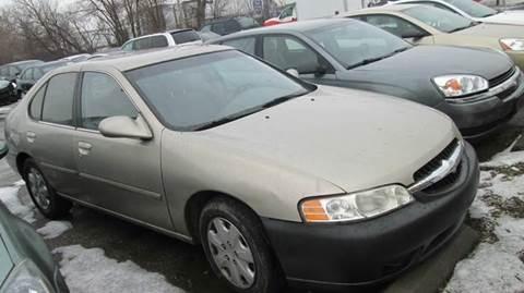 2000 Nissan Altima for sale at Salama Cars / Blue Tech Motors in South Saint Paul MN