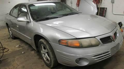2004 Pontiac Bonneville for sale at Salama Cars / Blue Tech Motors in South Saint Paul MN