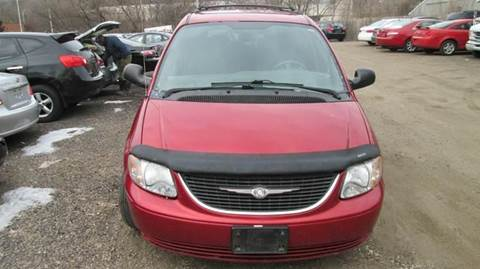 2003 Chrysler Town and Country for sale at Salama Cars / Blue Tech Motors in South Saint Paul MN