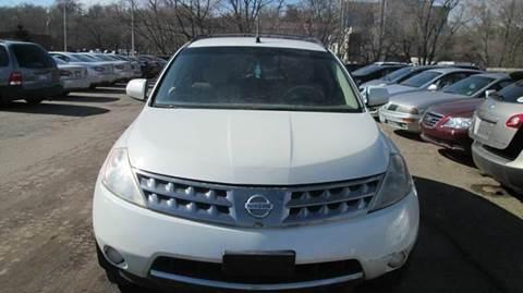 2007 Nissan Murano for sale at Salama Cars / Blue Tech Motors in South Saint Paul MN