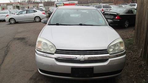 2008 Chevrolet Malibu Classic for sale at Salama Cars / Blue Tech Motors in South Saint Paul MN