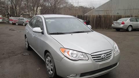 2010 Hyundai Elantra for sale at Salama Cars / Blue Tech Motors in South Saint Paul MN
