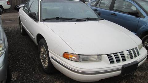 1997 Chrysler Concorde for sale at Salama Cars / Blue Tech Motors in South Saint Paul MN