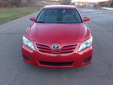 2010 Toyota Camry for sale at Salama Cars / Blue Tech Motors in South Saint Paul MN