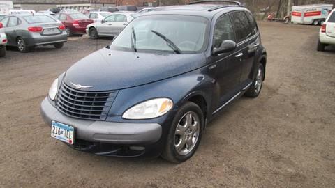 2002 Chrysler PT Cruiser for sale at Salama Cars / Blue Tech Motors in South Saint Paul MN