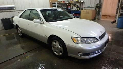 2000 Lexus ES 300 for sale at Salama Cars / Blue Tech Motors in South Saint Paul MN