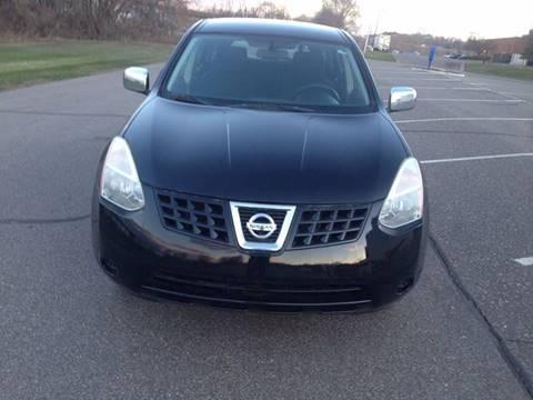 2009 Nissan Rogue for sale at Salama Cars / Blue Tech Motors in South Saint Paul MN