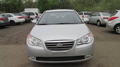 2008 Hyundai Elantra for sale at Salama Cars / Blue Tech Motors in South Saint Paul MN