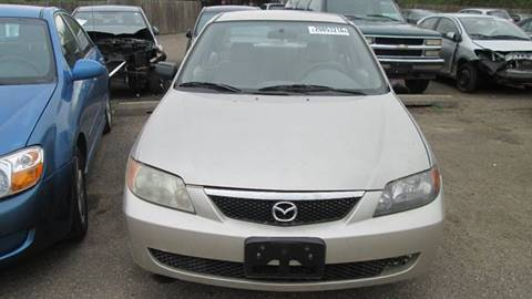 2001 Mazda Protege for sale at Salama Cars / Blue Tech Motors in South Saint Paul MN