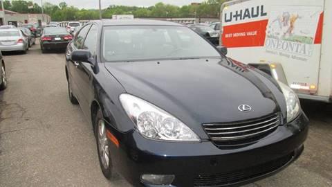 2004 Lexus ES 330 for sale at Salama Cars / Blue Tech Motors in South Saint Paul MN