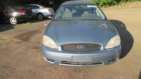 2007 Ford Taurus for sale at Salama Cars / Blue Tech Motors in South Saint Paul MN