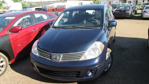 2008 Nissan Versa for sale at Salama Cars / Blue Tech Motors in South Saint Paul MN