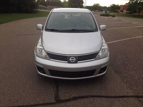 2009 Nissan Versa for sale at Salama Cars / Blue Tech Motors in South Saint Paul MN