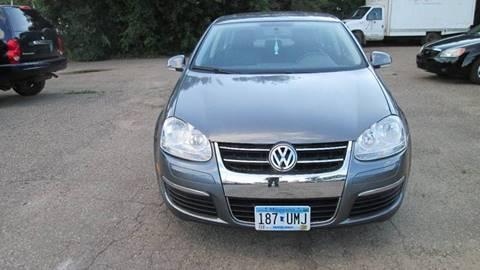 2009 Volkswagen Jetta for sale at Salama Cars / Blue Tech Motors in South Saint Paul MN