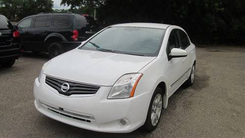 2010 Nissan Sentra for sale at Salama Cars / Blue Tech Motors in South Saint Paul MN