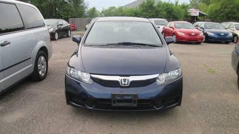 2011 Honda Civic for sale at Salama Cars / Blue Tech Motors in South Saint Paul MN