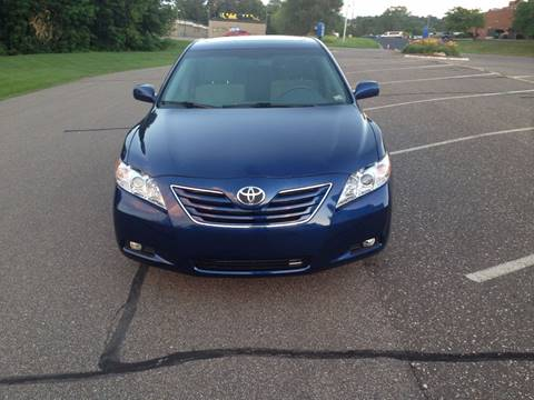 2009 Toyota Camry for sale at Salama Cars / Blue Tech Motors in South Saint Paul MN