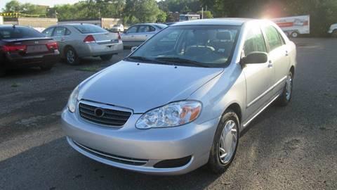 2006 Toyota Corolla for sale at Salama Cars / Blue Tech Motors in South Saint Paul MN