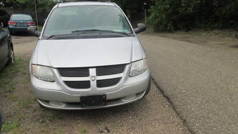 2003 Dodge Grand Caravan for sale at Salama Cars / Blue Tech Motors in South Saint Paul MN