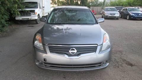 2007 Nissan Altima for sale at Salama Cars / Blue Tech Motors in South Saint Paul MN