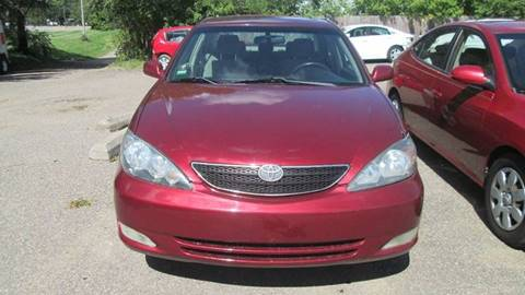 2005 Toyota Camry for sale at Salama Cars / Blue Tech Motors in South Saint Paul MN