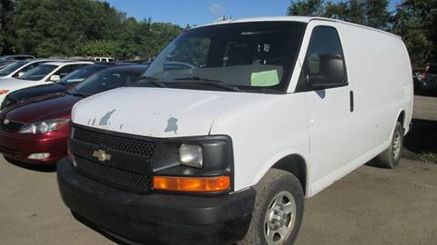 2007 Chevrolet Express Cargo for sale at Salama Cars / Blue Tech Motors in South Saint Paul MN