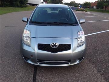 2007 Toyota Yaris for sale at Salama Cars / Blue Tech Motors in South Saint Paul MN
