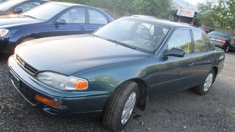 1996 Toyota Camry for sale at Salama Cars / Blue Tech Motors in South Saint Paul MN